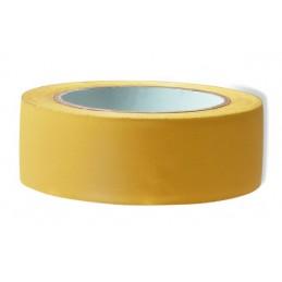 Juosta 50mmx33m. rifliuota geltona tinkavimo darbams CIRET