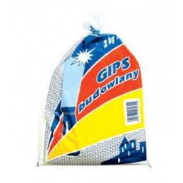 Gipsas maišeliuose 2kg. ANSER