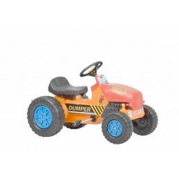 Traktorius vaikiškas, minamas HECHT 51311