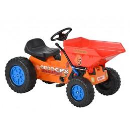 Traktorius vaikiškas, minamas HECHT 51312