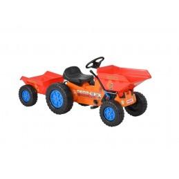 Traktorius vaikiškas, minamas HECHT 51412