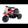 Motociklas-triratis akumuliatorinis raudonas RACING WDHV318