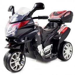 copy of Vaikiškas juodas motociklas su šoniniais ratukais WDLQ998