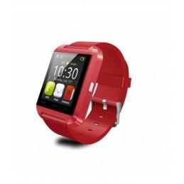 Išmanusis laikrodis raudonas U8