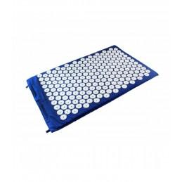 Mėlynas akupresūros masažinis kilimėlis Cosmolino