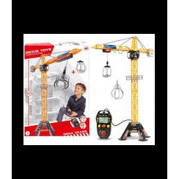 Žaislinis statybinis kranas B5