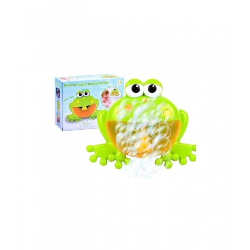 """Bubble frog"" muilo burbulų žaislas HN1669"