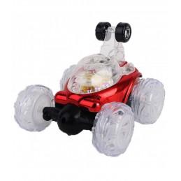 """""""Dasher"""" nuotolinio valdymo automobilis su šviesomis ir muzika"""