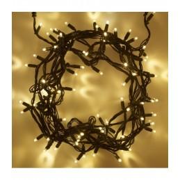 500 LED Kalėdinė lauko lempučIų girlianda 40,7m., šilta šviesa