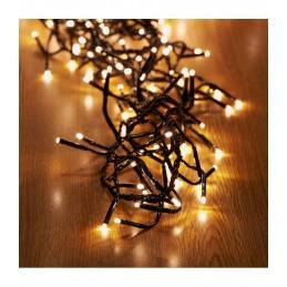 300 LED Kalėdinė lauko lempučIų girlianda 27,7m., šilta šviesa