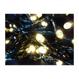 200 LED Kalėdinė lauko lempučIų girlianda 17,5m., šilta šviesa
