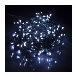 500 LED Kalėdinė lempučių girlianda 36,5m., mėlyna šviesa