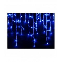 """100 LED kalėdinė girlianda """"Varvekliai"""", 3,2m., mėlyna šviesa"""
