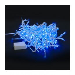 """500 LED kalėdinė girlianda """"Varvekliai"""", 16 m., mėlyna šviesa"""