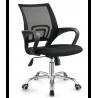 Pasukama biuro kėdė VANGALOO DM8136, juoda