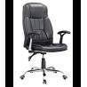 Biuro kėdė VANGALOO DM8195, juoda