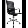 Biuro kėdė VANGALOO DM8131, juoda