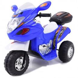 Naujausias vaikiškas mėlynas motociklas su akumuliatoriumi HL-238 (WDHL-238)