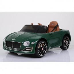 Originalus žalias elektromobilis BENTLEY (WDJE1166)