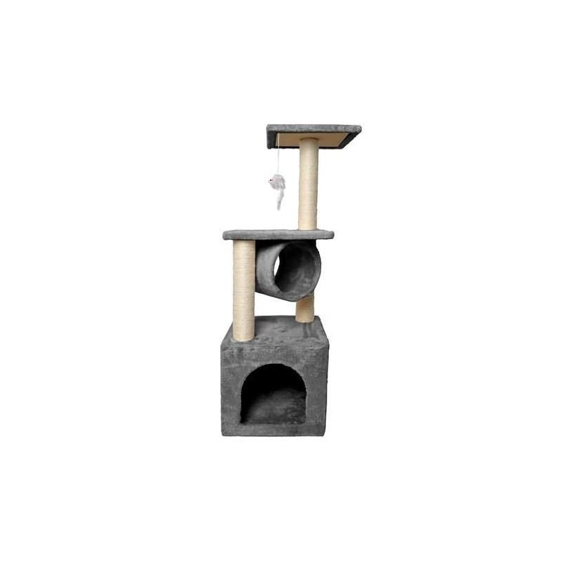 Kačių draskyklė 90 cm. pilka (UA-72 Grey)