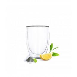 Stiklinių su dvigubomis sienelėmis rinkinys Latte-Macchiato (2vnt.) L19009