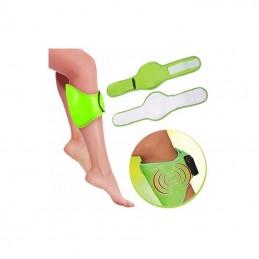Efektyvus kraujo apytak? gerinantis ir skausm? malšinantis kojų masažuoklis.