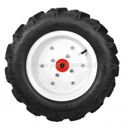 HECHT 007112 guminiai ratai su praplatinimai