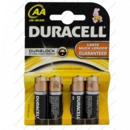 Elementas DURACELL DURALOCK BASIC LR03 AAA 4vnt.