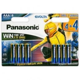 Elementas PANASONIC LR03 AAA 8vnt.