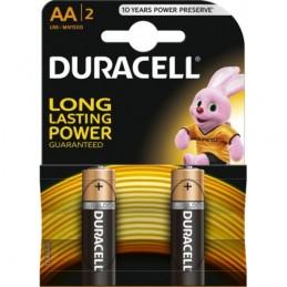 Elementas DURACELL LR6 AA 2vnt.