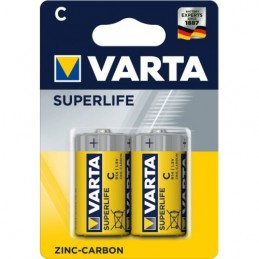 Elementas VARTA SUPERLIFE R14/C 2vnt.