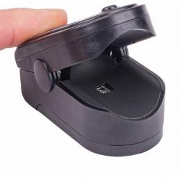 Pulsoksimetras juodas CMS 50D
