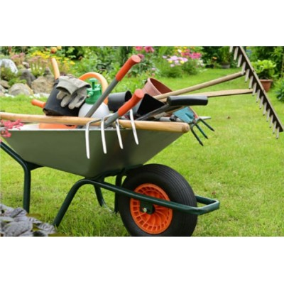 GARDEN EQUIPMENT, TOOLS