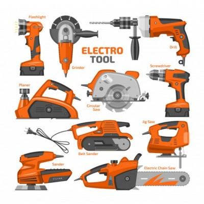 Elektriniai statybos įrankiai