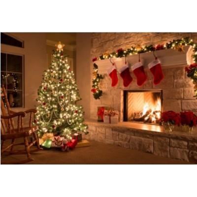 Ziemassvētki, Jaunais gads, svinības